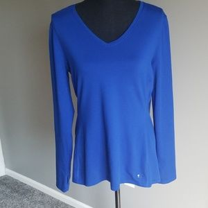 Under Armor long sleeve coldgear running top